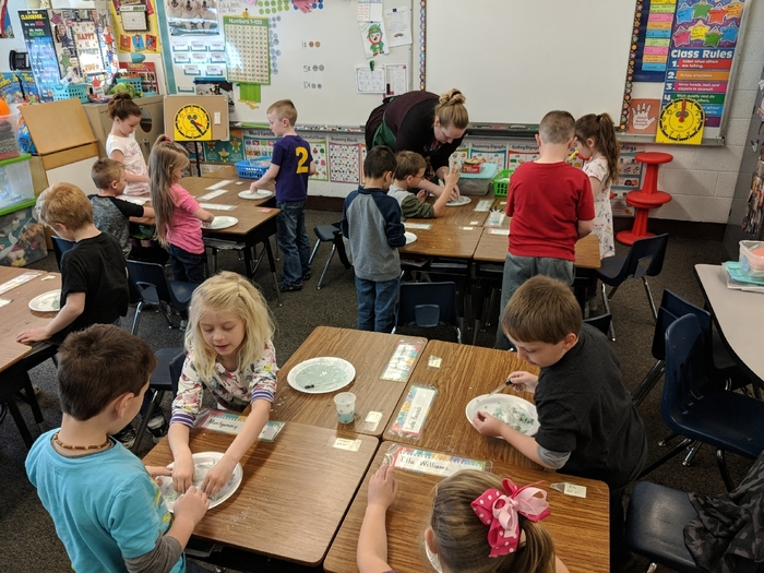 first grade science club