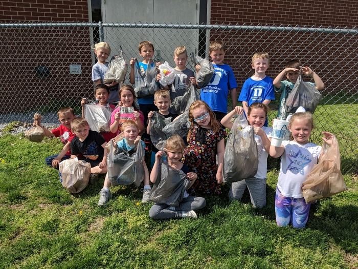 first grade Earth Day 2019