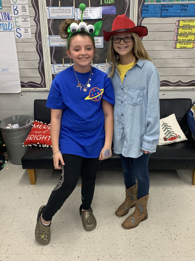 Toy Story in 5th grade!
